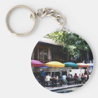 San Antonio River Walk Keychain