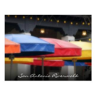 San Antonio Riverwalk Postcard