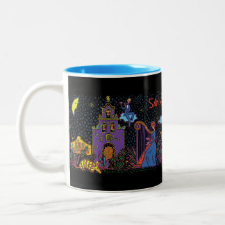 San Antonio Serenade Coffee Mug