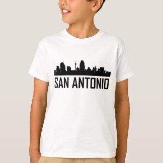 San Antonio Texas City Skyline T-Shirt