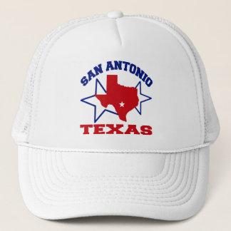 San Antonio, Texas Trucker Hat