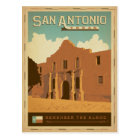 San Antonio, TX Postcard