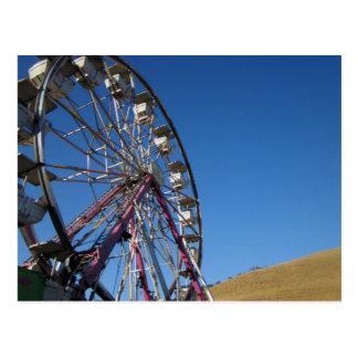San Benito County Fair Postcard