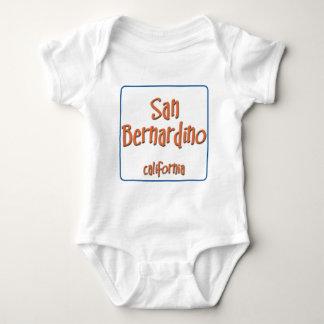 San Bernardino California BlueBox Baby Bodysuit