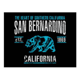 San Bernardino Postcard