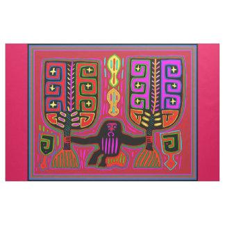 San Blas Tribal Indian Designer Fabric