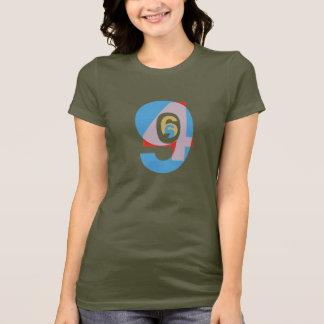 San Bruno Layer T Full Brown T-Shirt