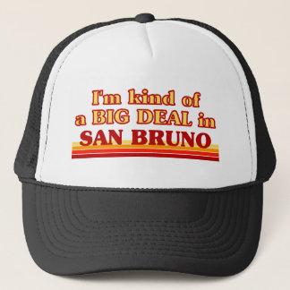 SAN BRUNO TRUCKER HAT