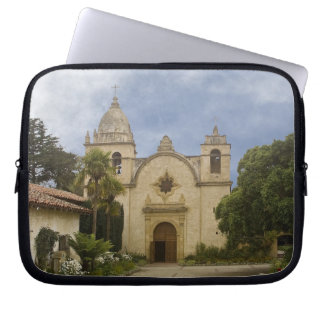 San Carlos Borromeo de Carmelo mission sleeve