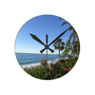 San Clemente Beach Clock