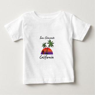 san clemente California Baby T-Shirt