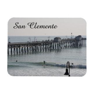 San Clemente California Rectangular Photo Magnet
