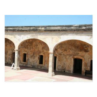 San Cristobal, PR Postcard