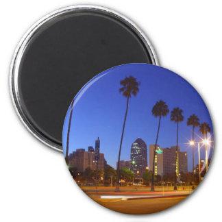 San Diego 2 Inch Round Magnet