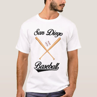 San Diego Baseball T-Shirt for Men and Women