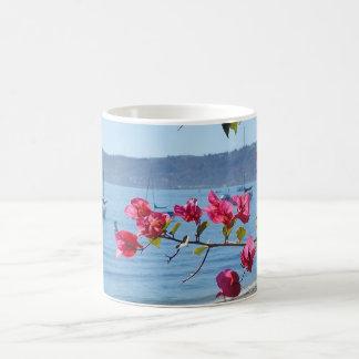 san diego beach 11 oz magic heat Color-Changing coffee mug