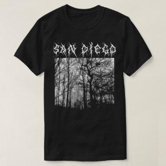 San Diego Black Metal T-shirt Metalshirt
