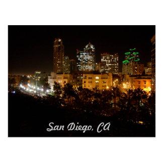 San Diego, CA Postcard