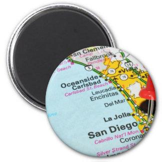 San Diego, California Magnet