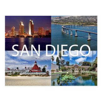 San Diego, California Postcard