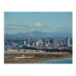 San Diego From The Cabrillo Monument Postcard