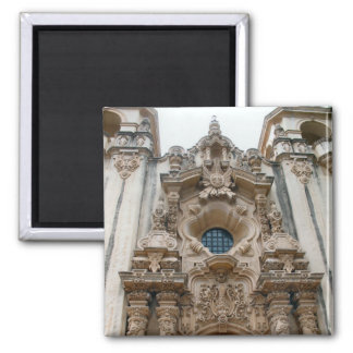 San Diego Historic Church Square Magnet