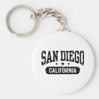 San Diego Keychain