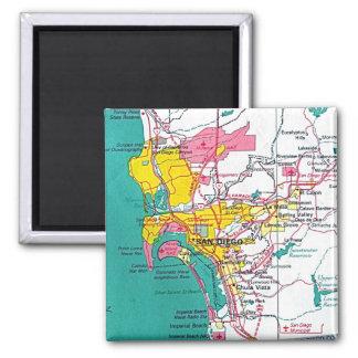 San Diego Fridge Magnets
