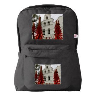 San Diego Mission Backpack