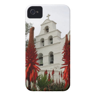 San Diego Mission iPhone 4 Cases