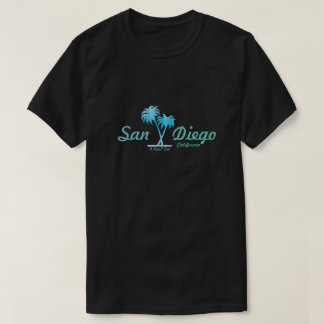 San Diego (palm trees) - A MisterP Shirt