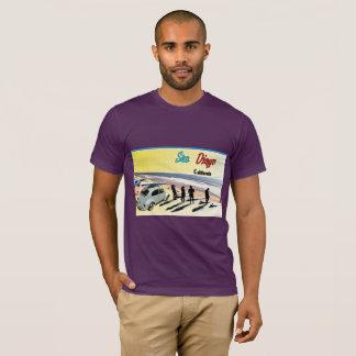 San Diego Postcard T-Shirt