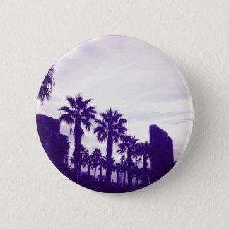 San Diego Purple 2 Inch Round Button