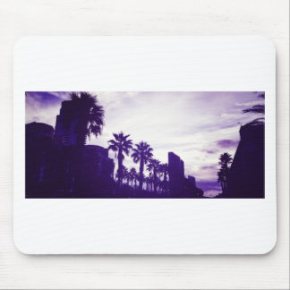 San Diego Purple Mouse Pad