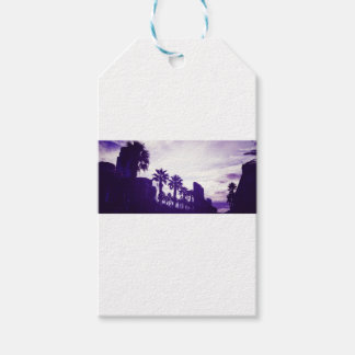 San Diego Purple Pack Of Gift Tags