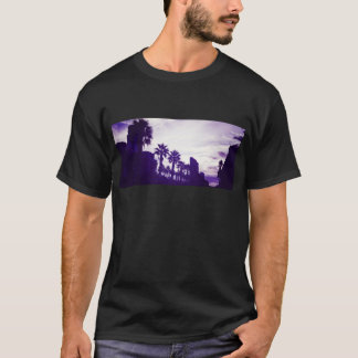 San Diego Purple T-Shirt