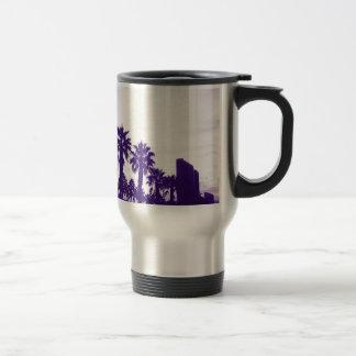 San Diego Purple Travel Mug