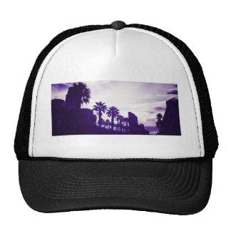 San Diego Purple Trucker Hat