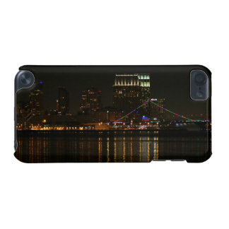 San Diego Skyline Night iPod Touch (5th Generation) Cases