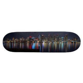 San Diego Skyline Skate Decks