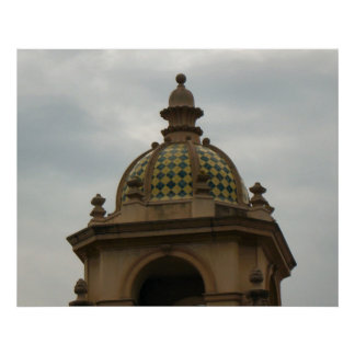 san diego steeple poster