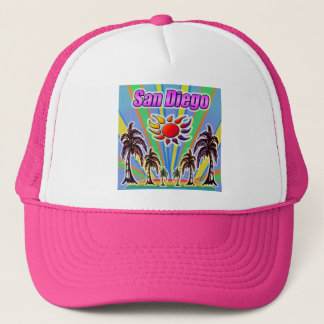 San Diego Summer Love Hat