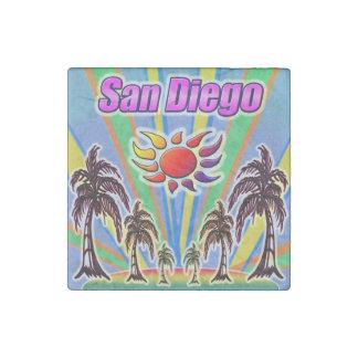 San Diego Summer Love Magnet