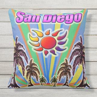 San Diego Summer Love Pillow