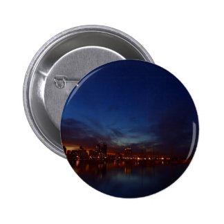 San Diego Sunrise 2 Inch Round Button