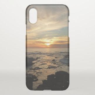 San Diego Sunset I California Seascape iPhone X Case