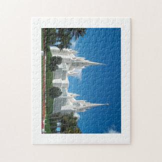 San Diego Temple Puzzle