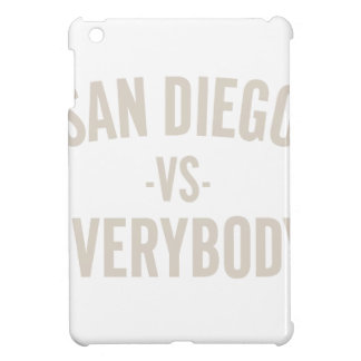 San Diego Vs Everybody Cover For The iPad Mini