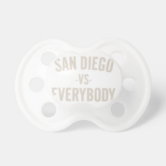 San Diego Vs Everybody Pacifier