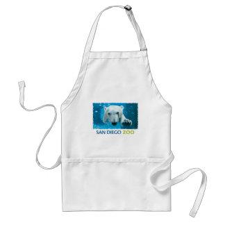 San Diego Zoo Polar Bear Standard Apron